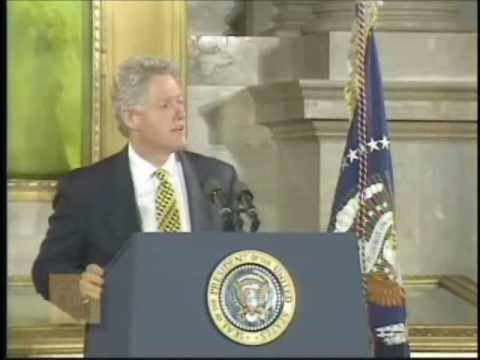Bill Clinton-Address on Affirmative Action (July 19, 1995)