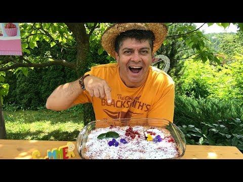 Rýchlé a Neodolatelné koláče s letním ovocem podle Majkla