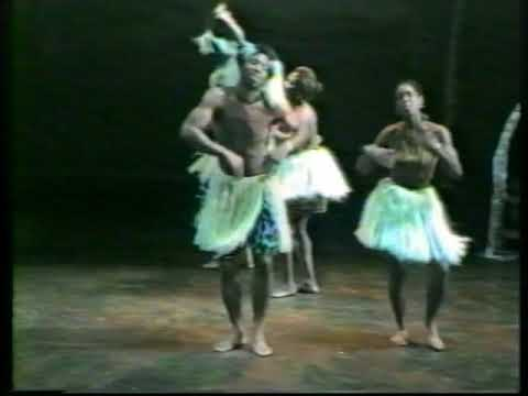 Adzido UK - Gome Dance From The Greater Accra Region Of