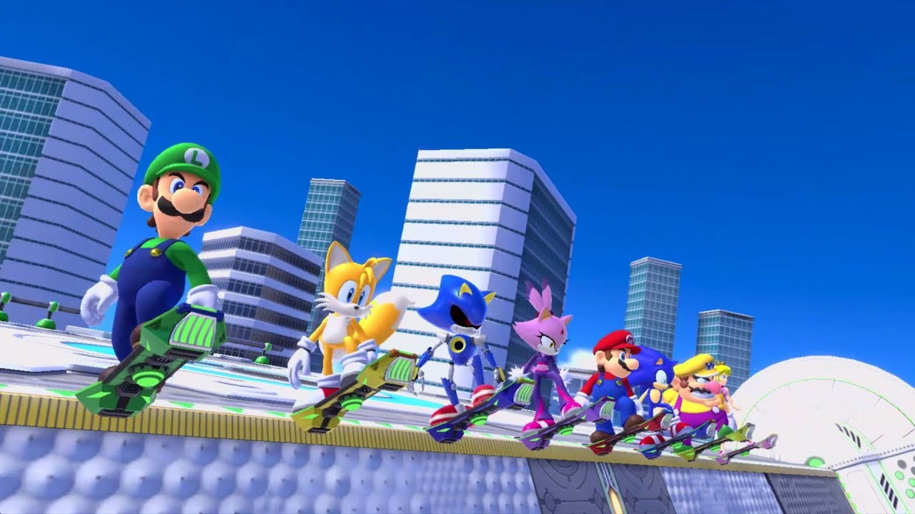 2020 Olympics Events.Mario And Sonic At The Tokyo 2020 Olympic Games Dream Events Reveal Trailer
