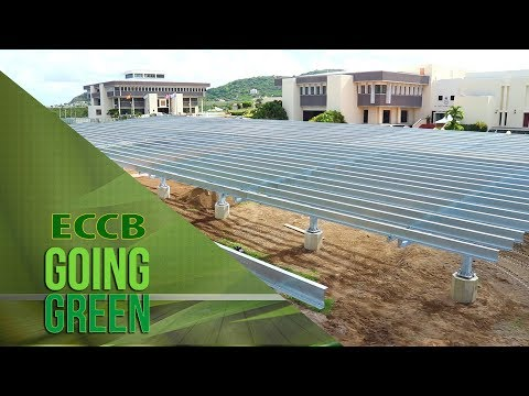 ECCB Connects Season 11 Episode #3 - ECCB Going Green