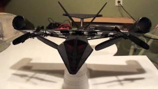 TERMINATOR  V.T.O.L = V - 3, ( HUNTER - KILLER ) http://foamconceptjets.yolasite.com