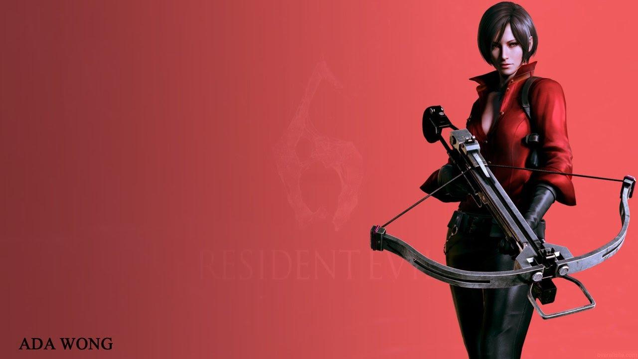 Resident Evil 6 Ada Chapter 4 Split Screen Normal Live