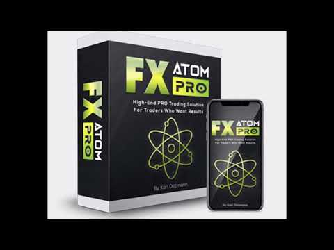 How to Make Money on Forex Trading!!!   FX Atom Pro!!! Brief Review!!!