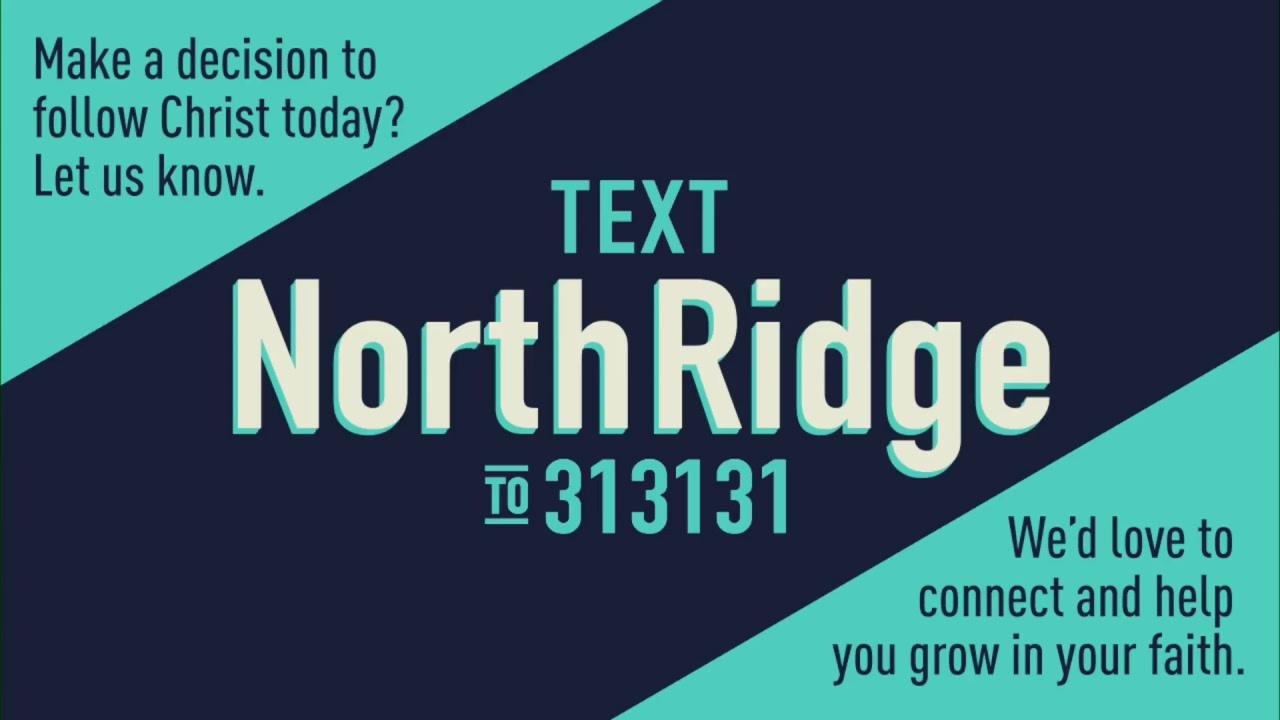 NorthRidge Church Live- Unforgettable Week 1 with Brad Powell - YouTube