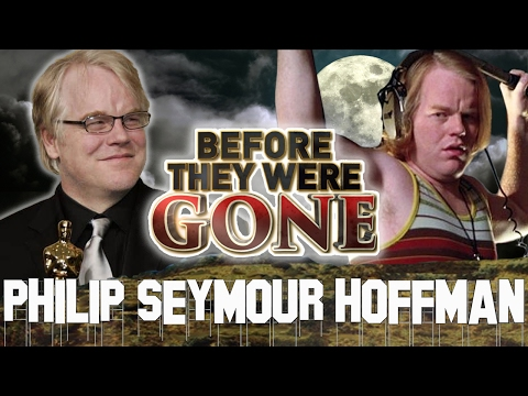 PHILIP SEYMOUR HOFFMAN  Before They Were GONE  BIOGRAPHY