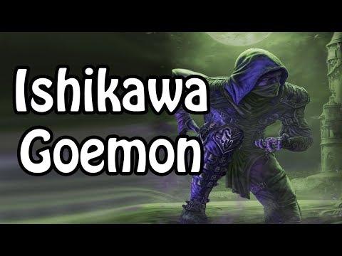 Ishikawa Goemon: The Japanese Robin Hood...