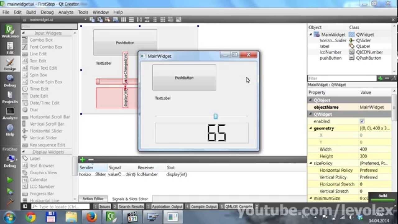 Signal-Slot-Verbindungen in Qt-Anwendungen debuggen