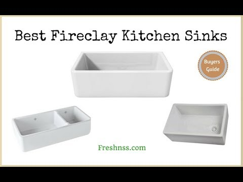 fireclay kitchen sinks reviews of the 12 best fireclay kitchen sinks plus 1 to avoid