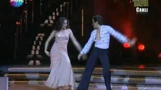 Yok Böyle Dans Azra Akın-Nikolay Rumba