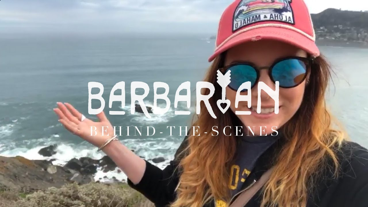 T-DAY IN PACIFICA // BARBARIAN Behind-the-Scenes