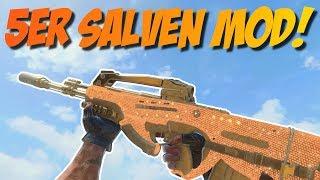 Schwertfisch: 5er Salve Agenten Mod in Black Ops 4