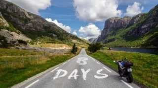 8 days – a roadtrip in Southern Norway