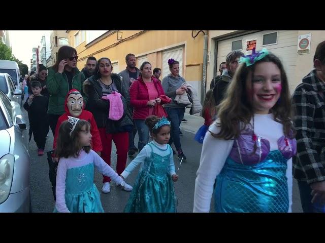 Desfile Municipal de Carnaval 2020
