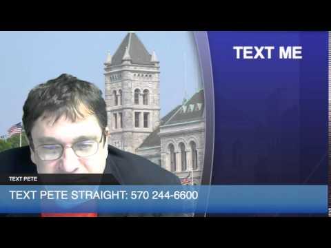 THE PETE WHITE SHOW FEBRUARY 15TH 2015 City Gov