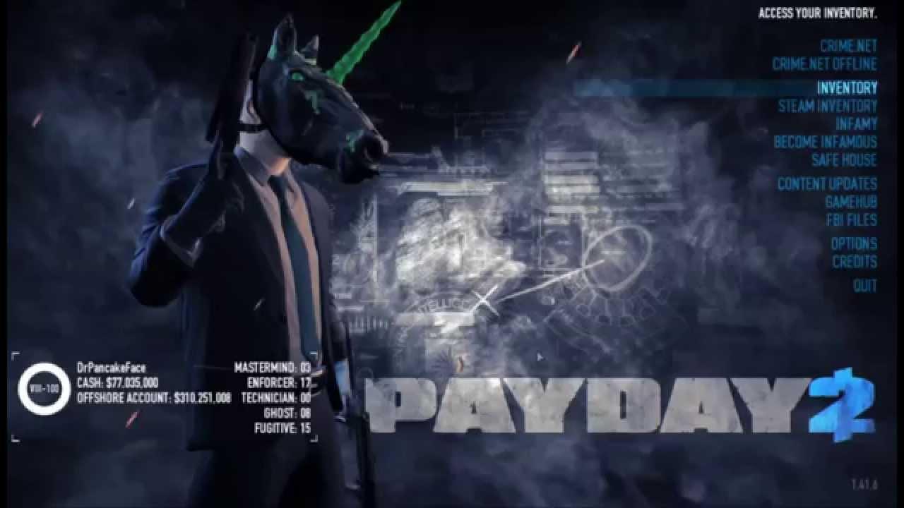 payday   shotgundodge build  skill trees youtube