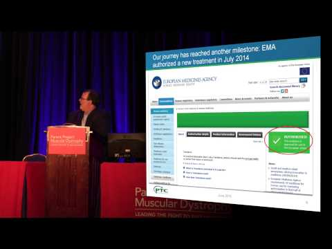 PTC Therapeutics (Translarna) [PPMD's 2015 Connect Conference]