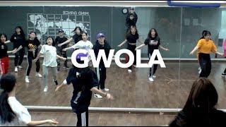 MIND DANCE (마인드댄스) 얼반(Urban)/걸스(Girls) 8:00 Class   Honey Cocaine - Gwola   김서연 T