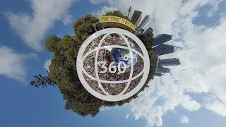 Climate Strike Sydney 2019 in 360°