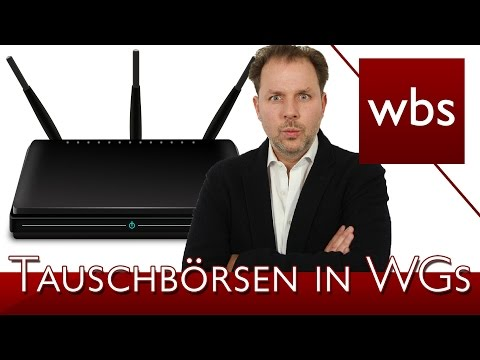 Filesharing in Wohngemeinschaften | Rechtsanwalt Christian Solmecke
