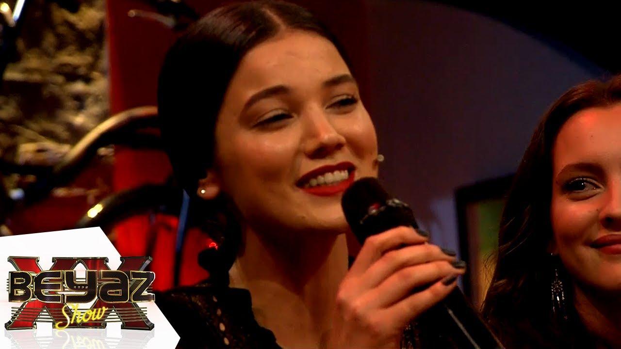 Pınar Deniz'in Bağdat Performansı! - Beyaz Show