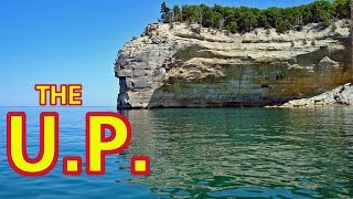 RV Camping in Michigan's Upper Peninsula (The U.P. !!!)