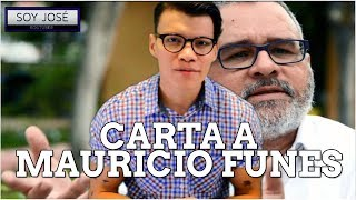 CARTA A MAURICIO FUNES