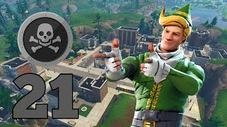 i carried a Codename ELF and this happened // 21 Kill Fortnite