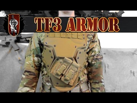 TF3 Body Armor Review