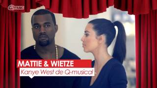 kanye west de q musical mattie wietze q music