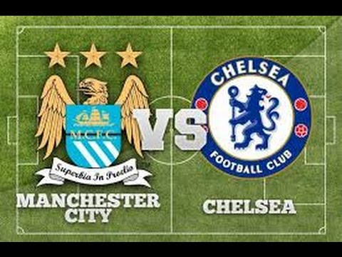 chelsea vs manchester city fc | 16 august 2015 | football bpl match