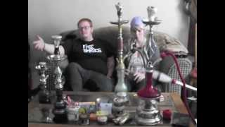 Km Pharonie Hookah Review