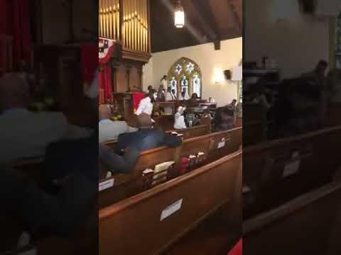 Holy Cross Baptist Church Men's Day 2017 - Shekinah Glory Ministry-Yes