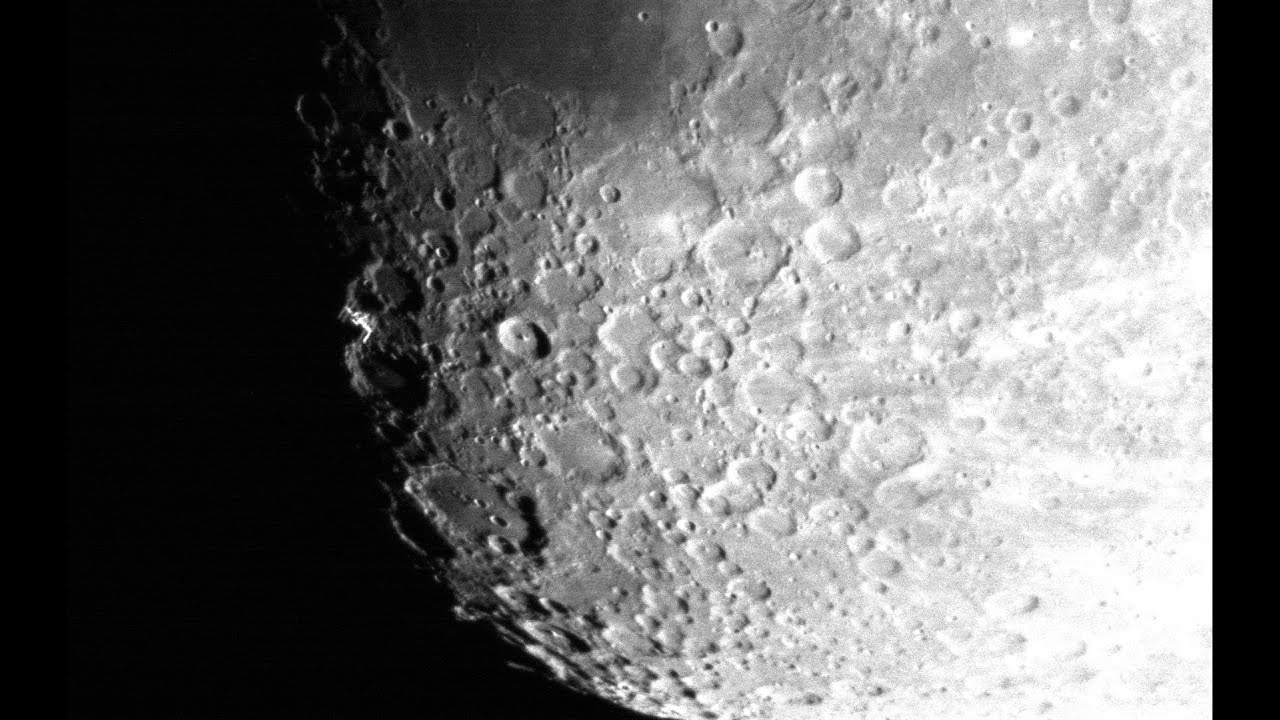 space station lunar transit - photo #4