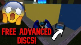 HOW TO GET *FREE* ADVANCED DISCS! Roblox Loomian Legacy