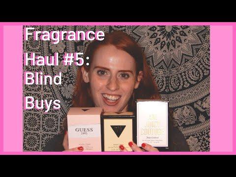 Fragrance Haul #5 Feat. Blind Buys