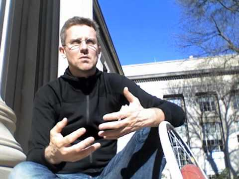 Activate New York Summit interview - Speaker Carlo Ratti, director, SENSEable City Laboratory