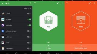 видео Hexlock – блокировка приложений на Андроид