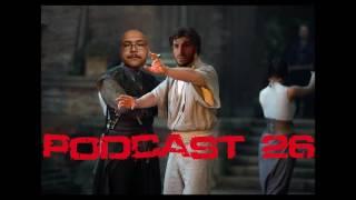 Podcast 26: Fighting vs Riding the Wave / Dr Strange Movie