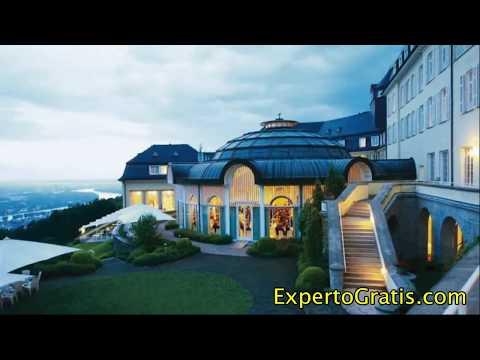 Steigenberger Grandhotel Petersberg, Konigswinter, Germany - 5 star hotel