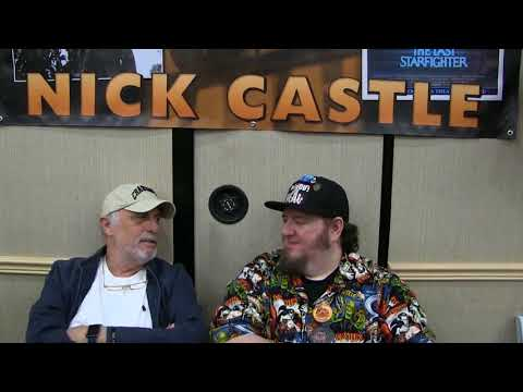 Nick Castle the original Michael Myers