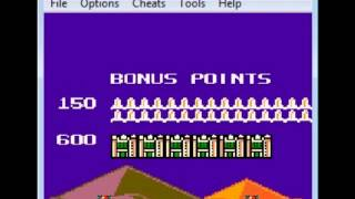 GSCentral.org - Missile Command (GBC) - Hit Anywhere, Infinite Missiles (GG)