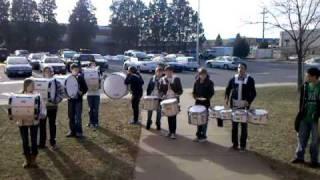 Osbourn Park HS Drumline Funk Meister/Old Cadence