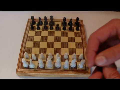 How to Set up a Chess Board with all the Chess Pieces - Step by Step Tutorial