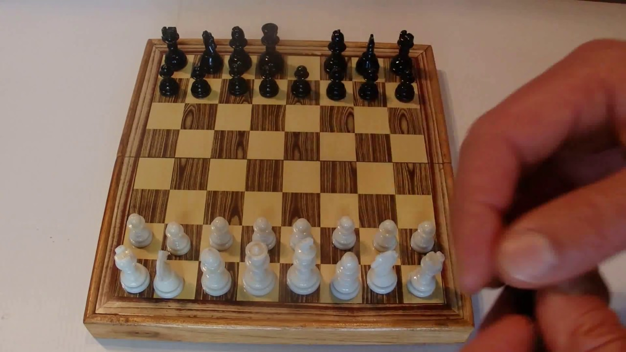 How To Set Up A Chess Board With All The Chess Pieces Step By Step Tutorial