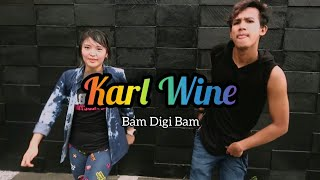 Karl Wine - Bam Digi Bam | ZUMBA | FITNESS | DANCE | At Dome Balikpapan
