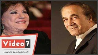 بالفيديو..شاهد رسالة سميحة أيوب لمحمود ياسين أثناء تكريمه بمهرجان الإسكندرية