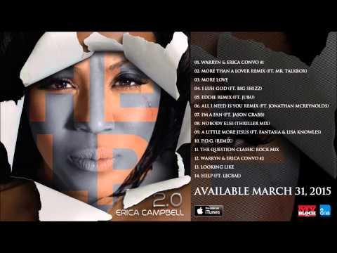 Erica Campbell - Help 2.0 Album Sampler