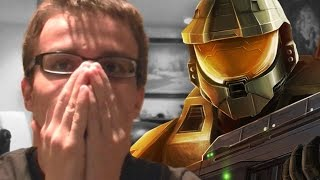 FAN REACTION - Halo 5: Guardians Opening Cinematic