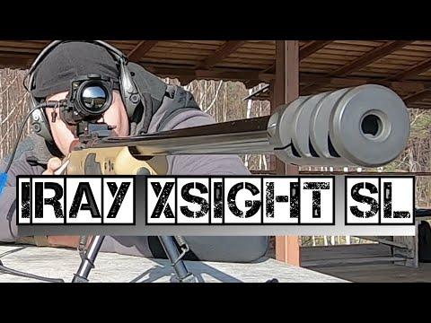 Обзор тепловизионного прицела IRAY XSIGHT SL50